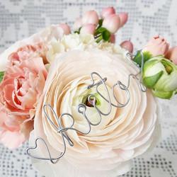 Kukkakoru -Kiitos
