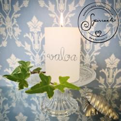 Kynttiläkoru- Valoa