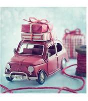Servetti - Lounas, AMW punainen leluauto