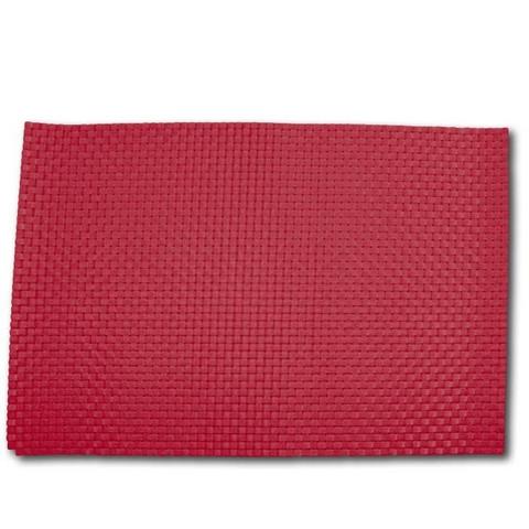 Pöytätabletti, punainen - PVC
