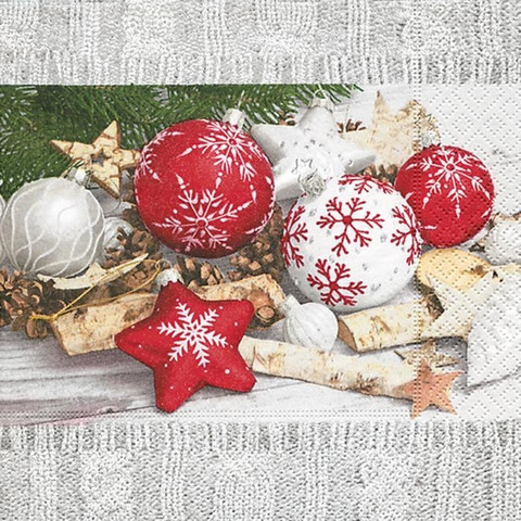 Servetti - Kahvi, Joulupallot