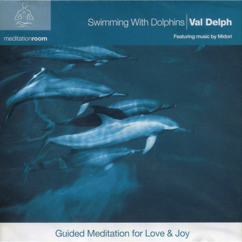 CD -  Swimming with Dolphins