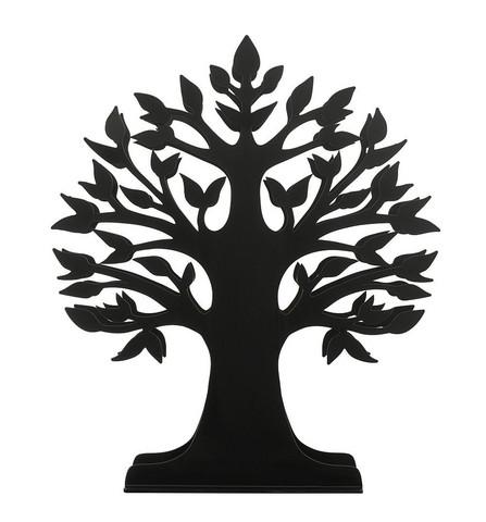 Pöytävalaisin - Oriva, Puu musta