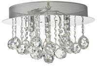 Plafondi - Oriva, Kristalli 35 cm