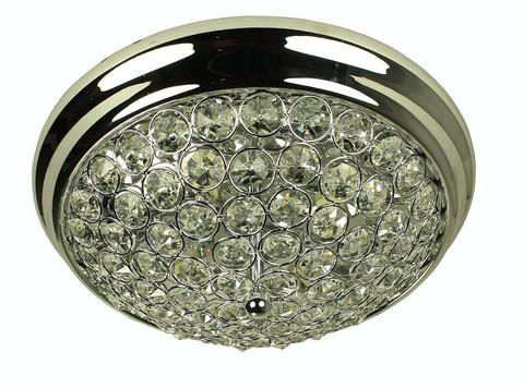Plafondi - Oriva, Kristalli 32 cm