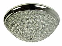 Plafondi - Oriva, Kristalli 46 cm