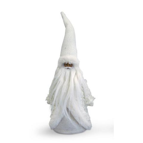 Tonttu - Valkoinen ,34 cm