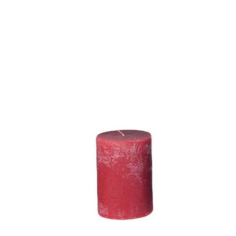 Kynttilä, Punainen 10 cm