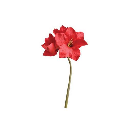 Finnmari - Amaryllis, punainen 67 cm