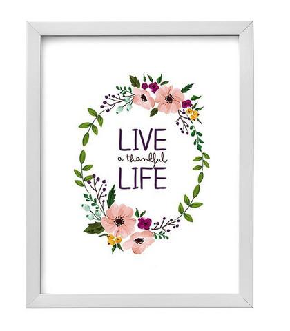 Taulu - Live a thankful life
