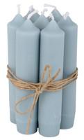 Kruunukynttilä, 11 cm - Vaaleansininen