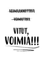 Kortti - Voimia