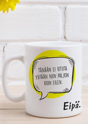 Kahvikuppi - Meni jo ohi