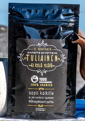 Tulijaiskahvi - 100g