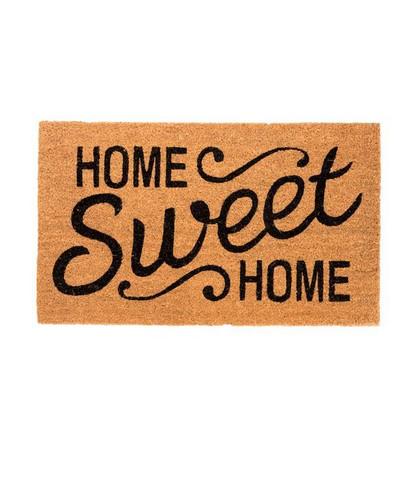 Kynnysmatto - Kookoskuitu, Sweet Home