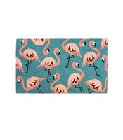 Kynnysmatto - Kookoskuitu, Flamingo