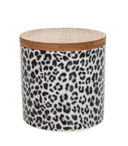 Purkki (iso) - Leopardi