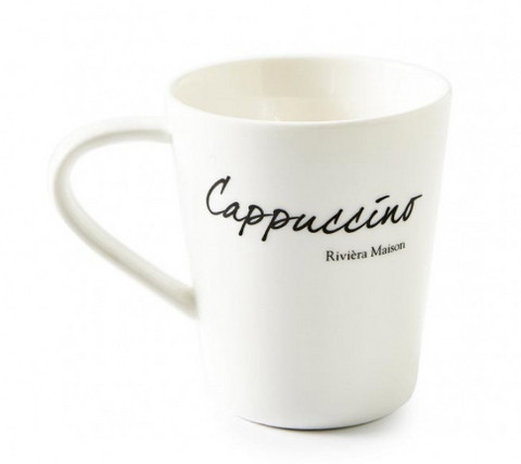 Classic Cappuccino Mug - Riviera Maison