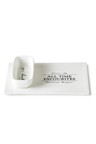 All Time Favourites Serving Plate - Riviera Maison