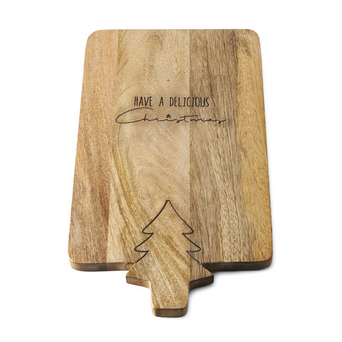 Delicious Christmas Cutting Board  - Riviera Maison