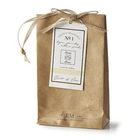 Fragrance Sachet No1 Vanilla - Riviera Maison
