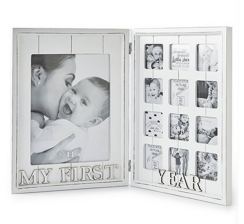 My First Year Photo Frame - Riviera Maison