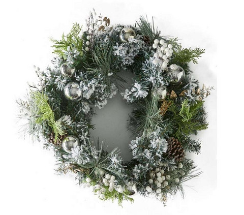 An Amazing Christmas Wreath 65cm - Riviera Maison