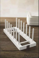 Wooden Plate Rack With 7 Sticks - Riviera Maison