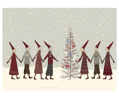 Maileg - Joulukortti