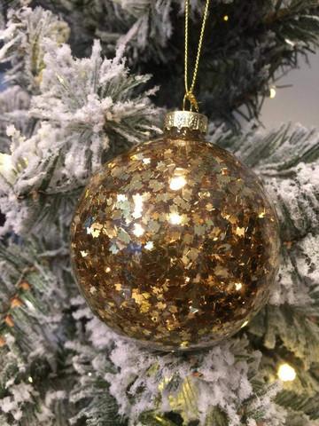 Joulupallo - Kulta, hile