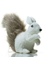 Orava - Valkoinen, 26 cm.