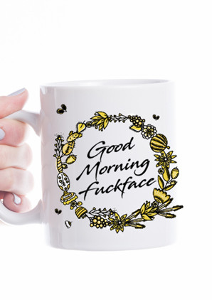 Kahvikuppi - Huomenta