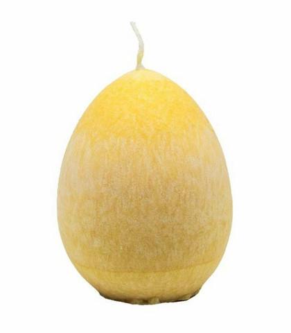 Kynttilä - Keltainen, muna