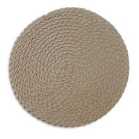 Pöytätabletti - pyöreä, beige