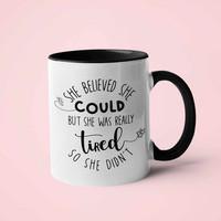 Kahvikuppi - Vittu tästä mitään tuu