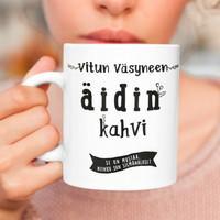 Kahvikuppi - Toimisiko etanavoide?