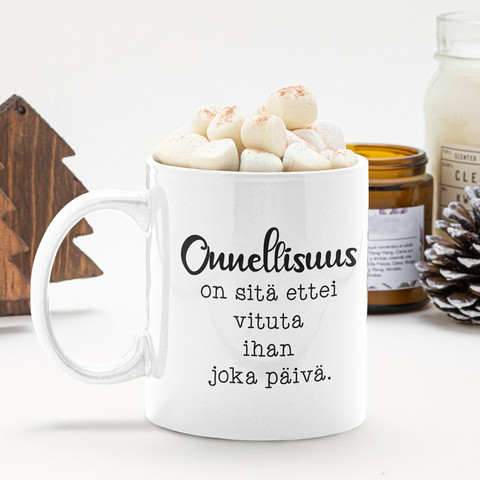 Kahvikuppi - Niin särkyvää on onni tää