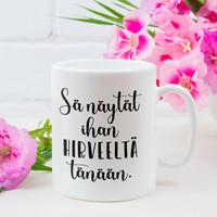 Kahvikuppi - Aamutoimet