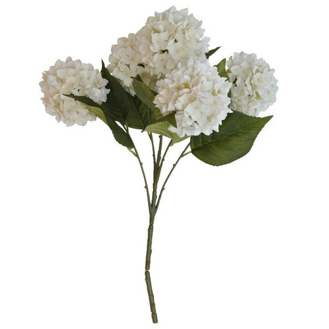 Finnmari - Hortensia kimppu, valkoinen