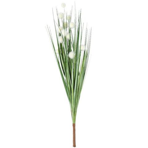 Finnmari - Tupsuheinä, valkoinen 70 cm
