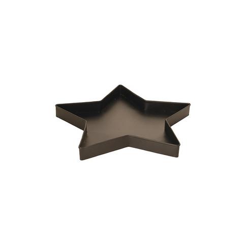 Metallivati, tähti - 26 cm