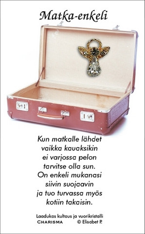 Enkeli - Pinssi, Matka
