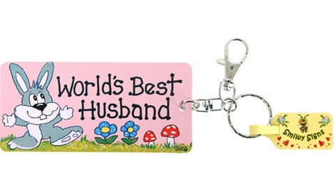 Avaimenperä, World´s best Husband