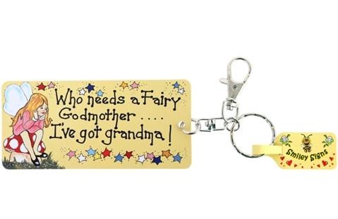 Avaimenperä, Who Needs A Fairy Godmother