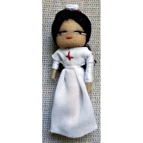 Guatemalaiset Huolinuket, Sairaanhoitaja - Worry Dolls