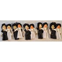 Guatemalaiset Huolinuket, Hääpari - Worry Dolls