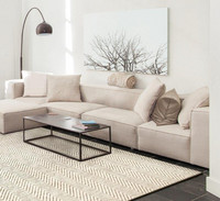 Easy Clean matto - Luno, beige