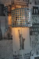 Seinävalaisin - Oriva, Mosaiikki