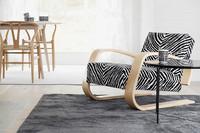 VM-Carpet - Silkkitie, tummanharmaa