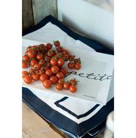 Buon Appetito Square Plate 40 x 25 cm - Riviera Maison